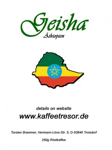 Geisha Äthiopien