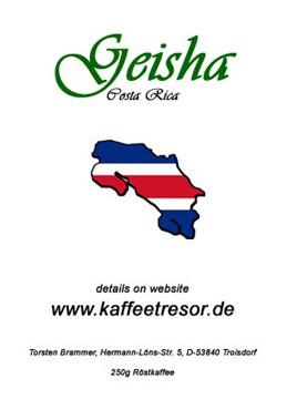 Geisha Costa Rica
